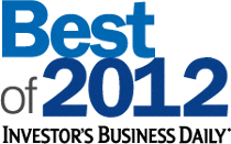 Best of 2012 Investor's Business Daily