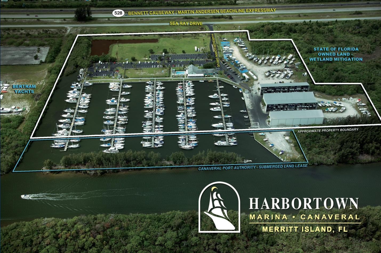 Harbor Town Marina Restaurant Merritt Island