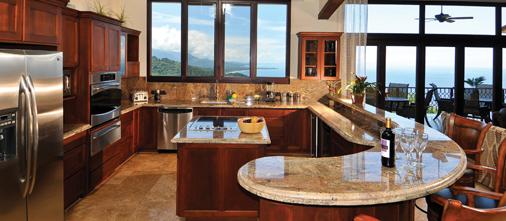 Kitchen - Casa Big Sur