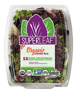 Superleaf Spring Mix - Cut