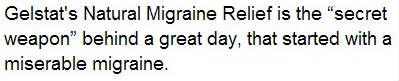 Migraine Remedies