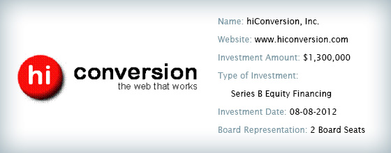 HiConversion, Inc.