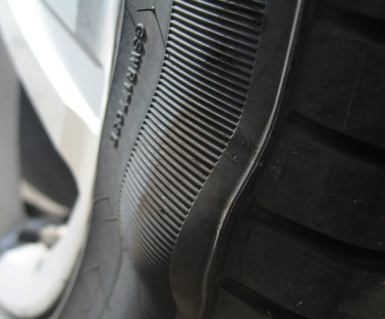 tire imperfection