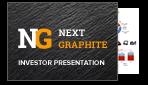 Next Graphite, Inc. Investor Presentation