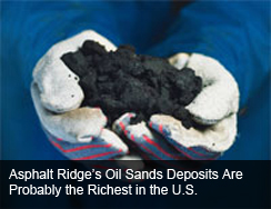 Oil Sands Deposits