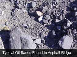 Asphalt Ridge Oil Sands