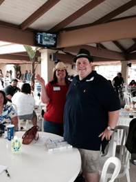 Serco Family Day at the Races in San Diego, CA