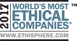 World's Most Ethical Companies 2017