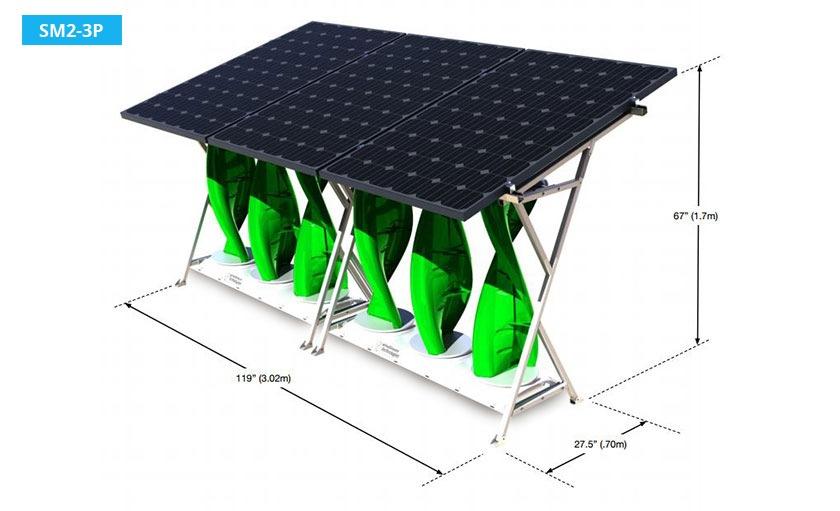 SolarMill SM-3P